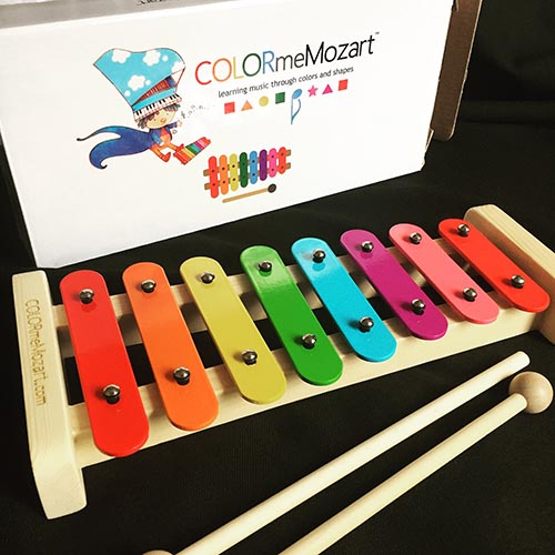 Color Me Mozart™ Xylophone